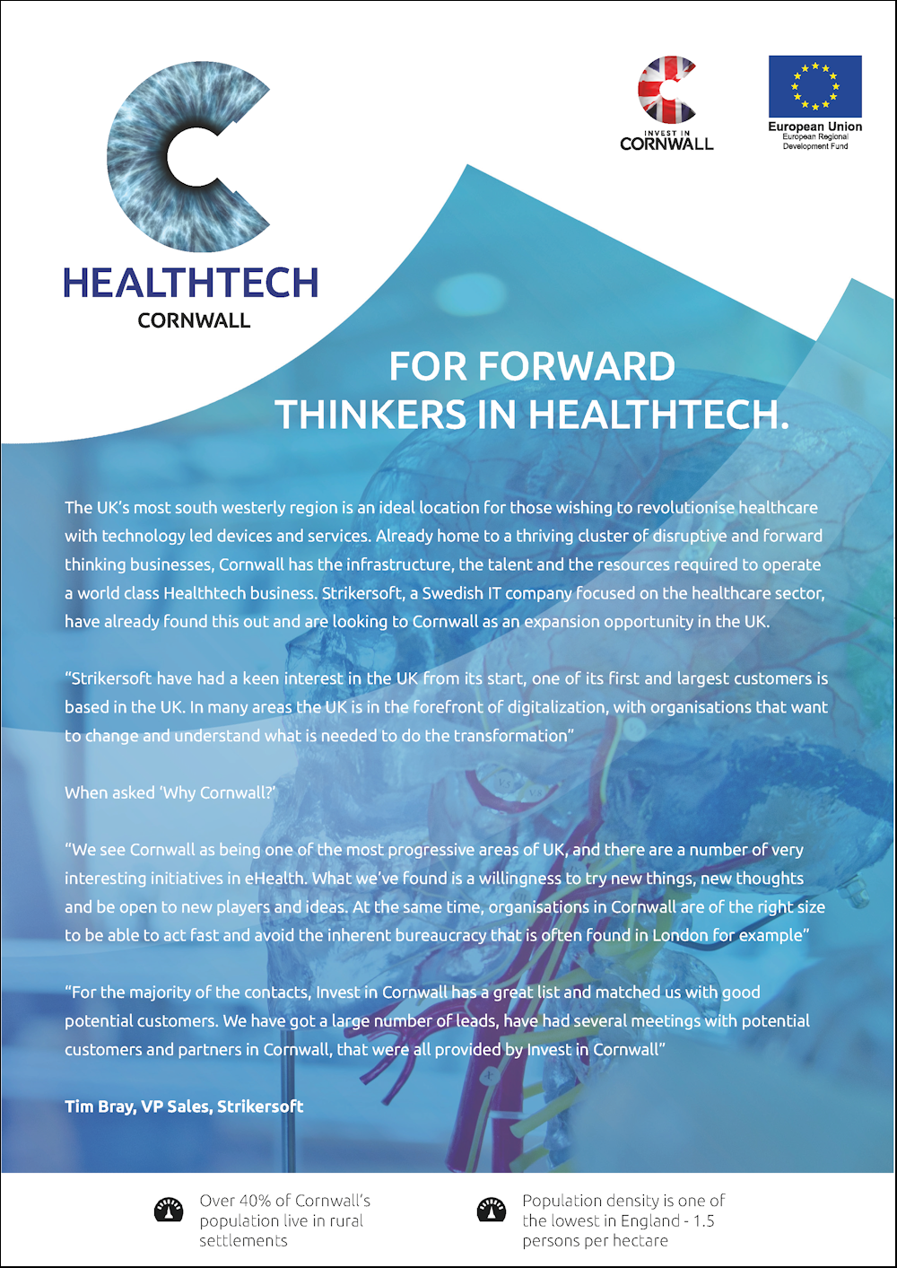 Cornwall Healthtech Strikersoft