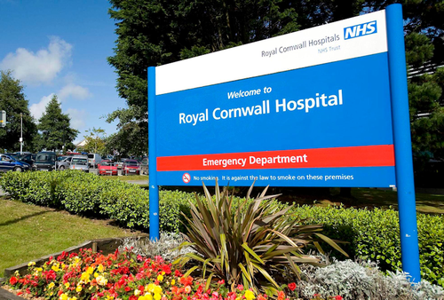 eHealth-Royal-Cornwall-Hospital